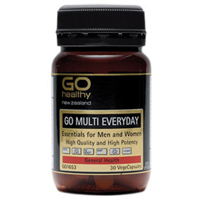 Go Multi Everyday 30s