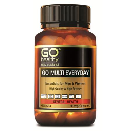 GO Multi Everyday 30vcaps
