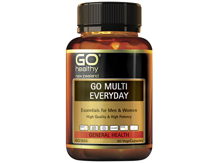 GO Multi Everyday 60 VCaps