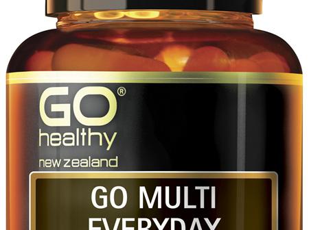 GO Multi Everyday 60 VCaps