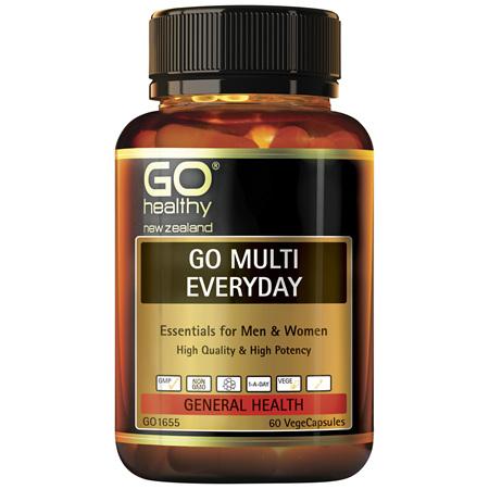 GO Multi Everyday 60vcaps