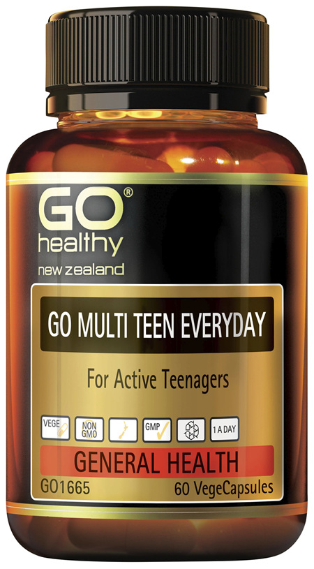 GO Multi Teen Everyday 60 VCaps