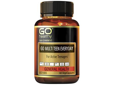 GO Multi Teen Everyday 60 VCaps