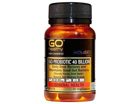 Go Probiotic - 60 capsules