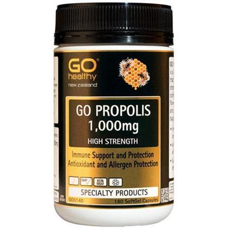GO Propolis 1000mg 180caps