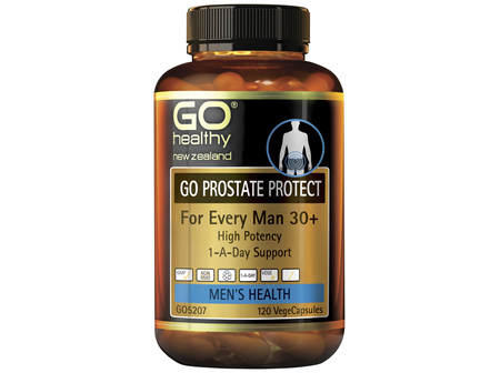 GO Prostate Protect 120 VCaps