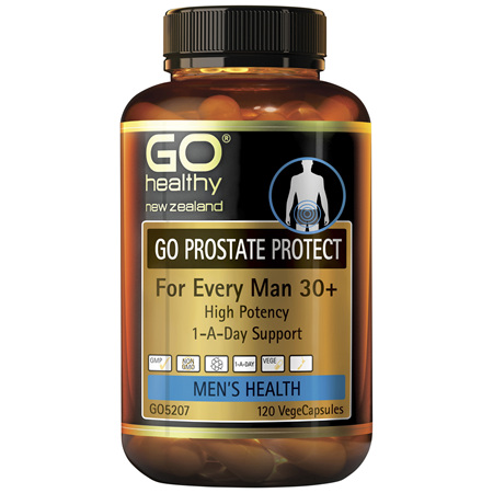 GO Prostate Protect 120vcaps