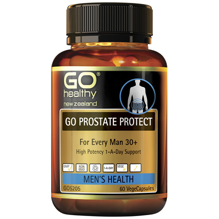 GO Prostate Protect 60 VCaps