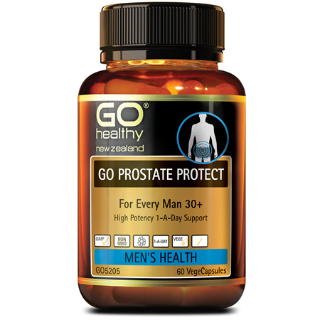 GO Prostate Protect 60vcaps