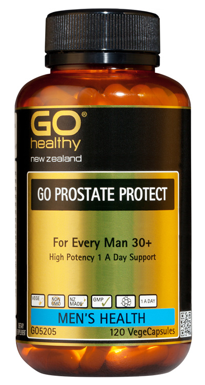 GO PROSTATE PROTECT - For Every Man 30+ (120 Vcaps)