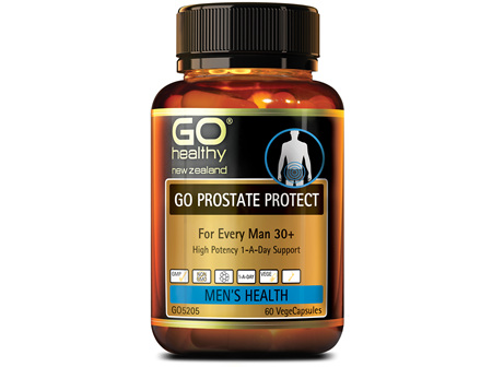 GO PROSTATE PROTECT - For Every Man 30+ (60 Vcaps)