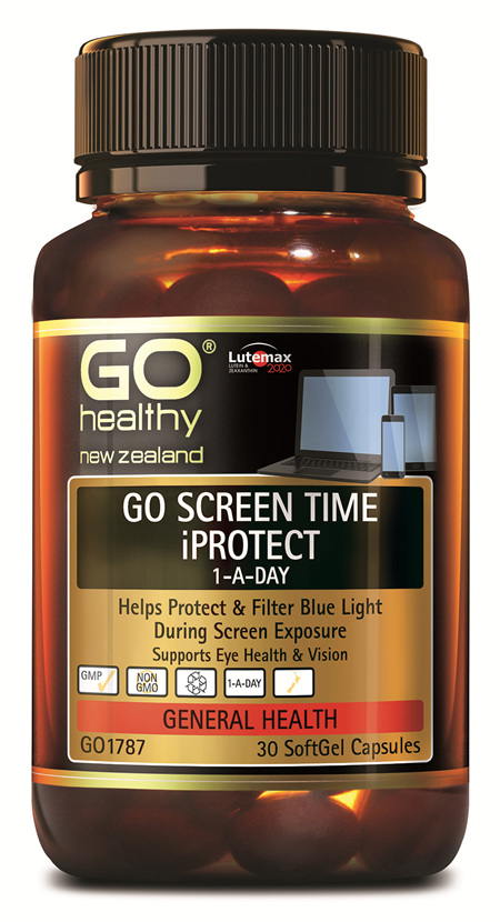 GO SCREEN TIME IPROTECT 1-A-DAY (30 CAPS)