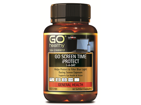 GO SCREEN TIME IPROTECT 1-A-DAY (60 CAPS)
