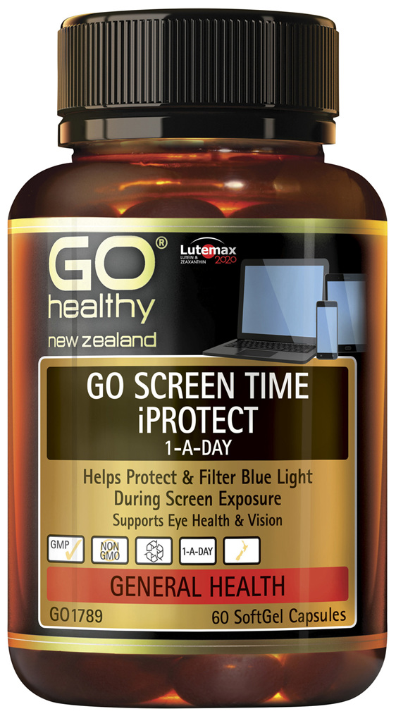 GO Screen Time iProtect 1-A-Day 60 Caps