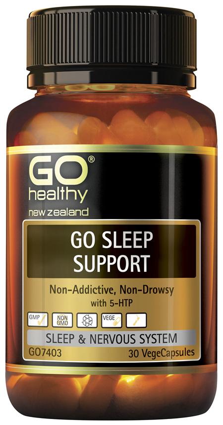 GO Sleep Support 30 VCaps