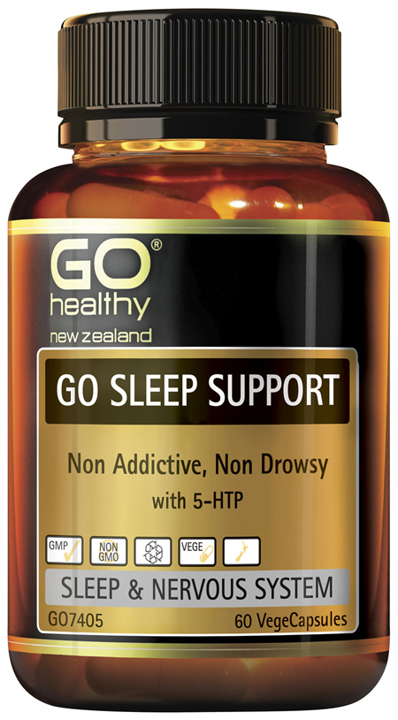 GO Sleep Support 60 Vcaps