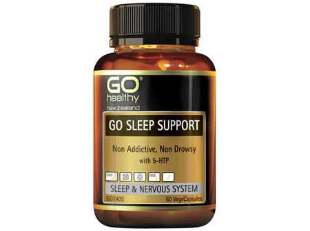 GO Sleep Support 60 Vcaps