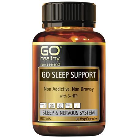 GO Sleep Support 60vcaps