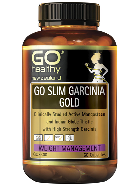 GO Slim Garcinia Gold 60 Caps
