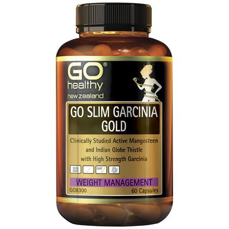 GO Slim Garcinia Gold 60caps