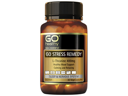 GO Stress Remedy 30 VCaps