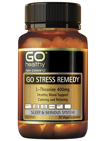 GO Stress Remedy 30 VCaps