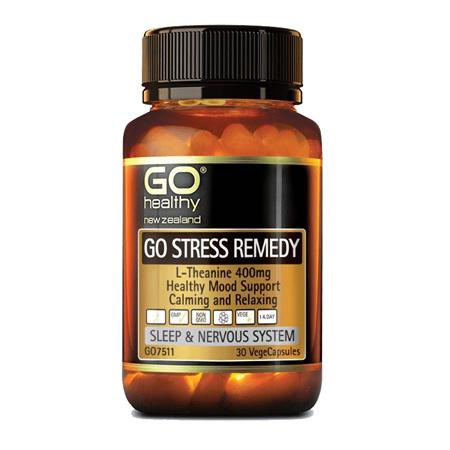 GO Stress Remedy 30vcaps