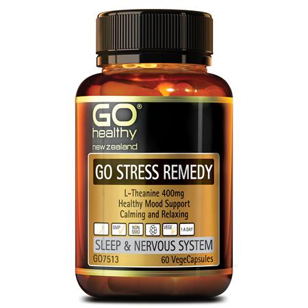 GO Stress Remedy 60vcaps
