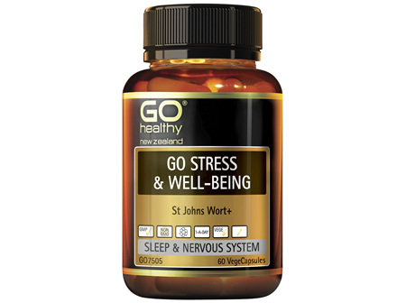 GO Stress & Well-Being 60 VCaps