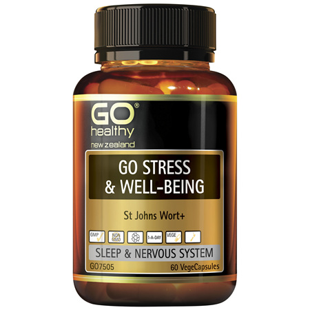 GO Stress & Well Being 60vcaps