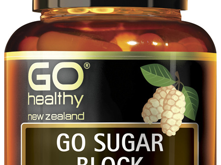 GO Sugar Block 60 VCaps