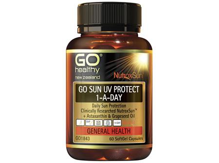 GO Sun UV Protect 60 Caps