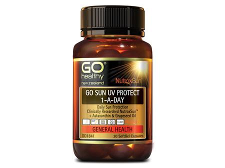 GO SUN UV PROTECT - Daily Sun Protection (30 Caps)