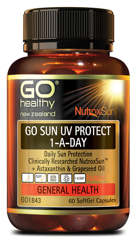 GO SUN UV PROTECT - DAILY SUN PROTECTION (60 CAPS)