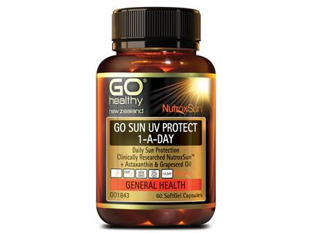 GO SUN UV PROTECT - DAILY SUN PROTECTION (60 CAPS)