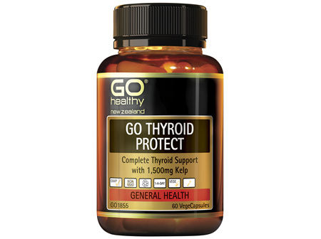 GO Thyroid Protect 60 VCaps