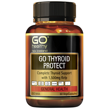 GO Thyroid Protect 60vcaps