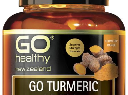 GO Turmeric 30,000+ 1-A-Day 30 VCaps
