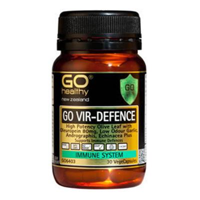 Go Vir Defence 30 Vcap