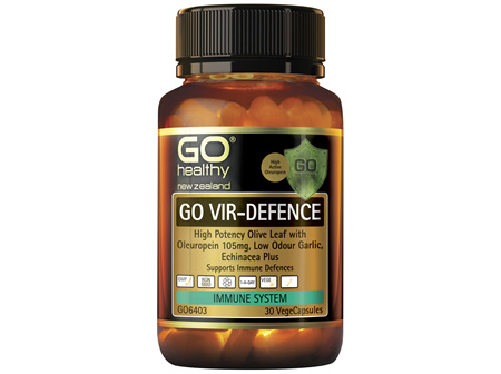 GO Vir-Defence 30 VCaps