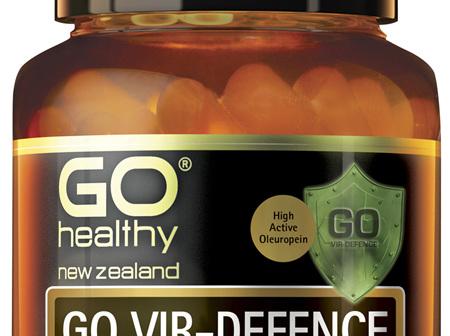 GO Vir-Defence 30 VCaps