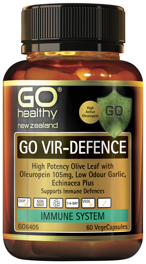 GO Vir-Defence 60 VCaps