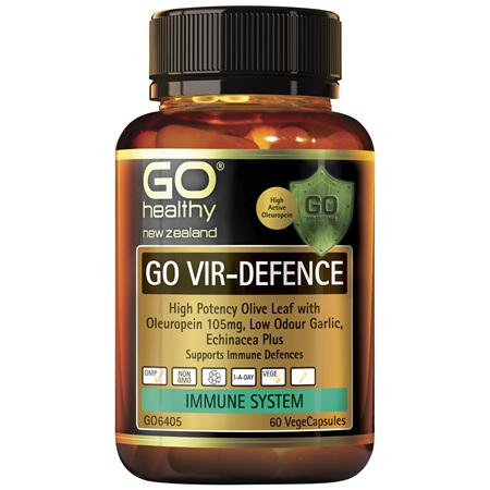 GO Vir Defence 60vcaps