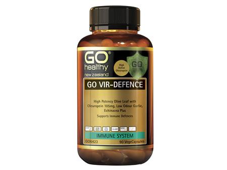 GO Vir-Defence 90 VCaps