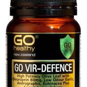 GO Vir Defence Capsules 30's
