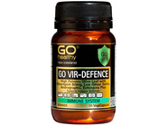 GO Vir Defence Capsules 30's