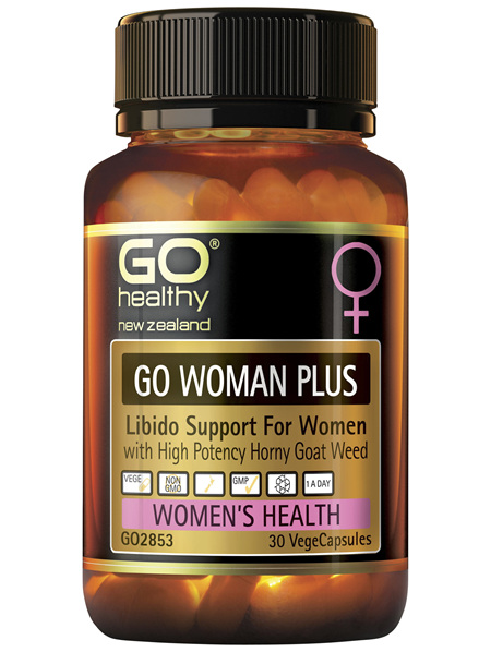 GO Woman Plus 30 VCaps