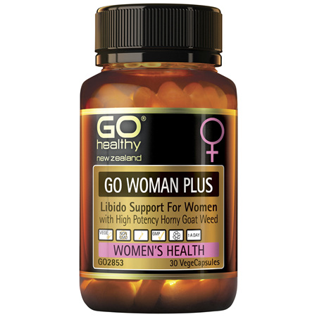 GO Woman Plus 30vcaps