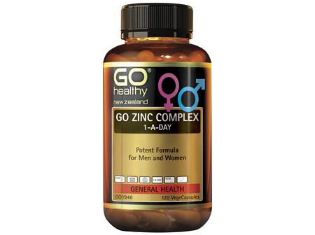 GO Zinc Complex 120 VCaps