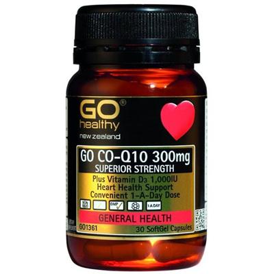 Gohealthy Coq10 300mg 30